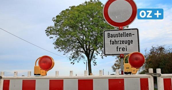 Straße zwischen Negast und Grimmen weiter frei