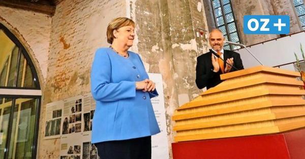 """""""Eine Ära geht zu Ende"""": So emotional war Angela Merkels Abschied von Stralsund"""