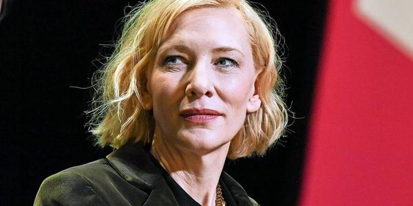 Cate Blanchett dreht in Dresden