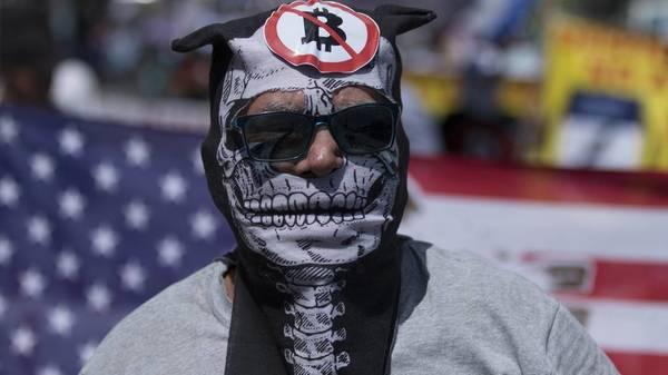 Bitcoin startet in El Salvador mit Problemen