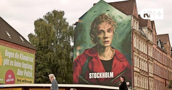 """""""Stockholm"""": Wer steckt hinter dem Wandbild am Exerzierplatz?"""