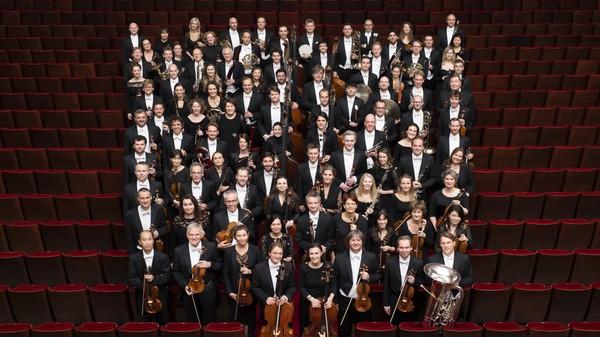 Het Koninklijk Concertgebouworkest   © Simon van Boxtel