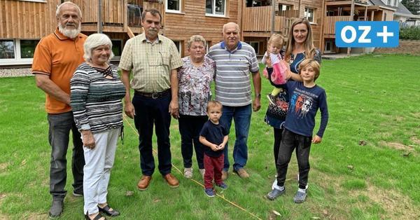 Alle unter einem Dach: So lebt es sich im neuen Mehrgenerationenhaus in Bobitz