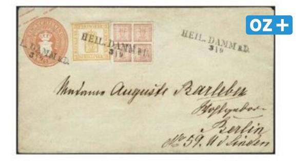 Brief aus Heiligendamm wird versteigert – Startgebot 30 000 Euro