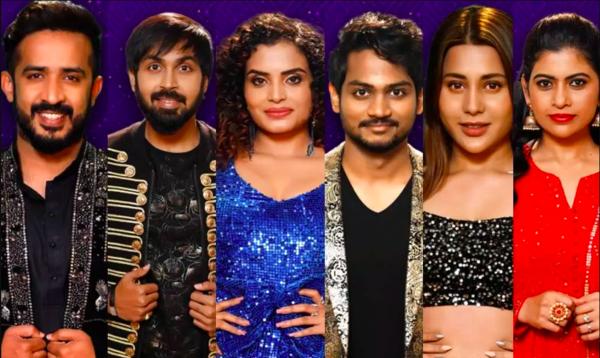 Few of the Bigg Boss Telugu 5 contestants