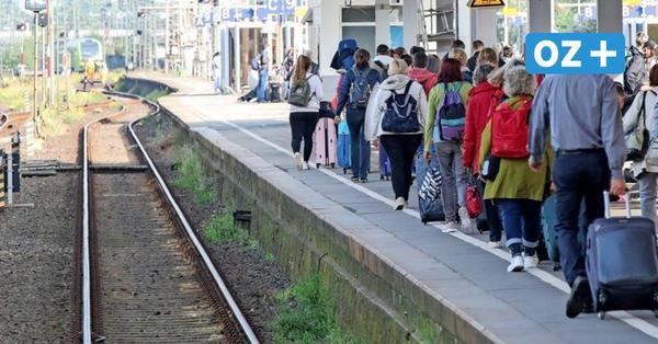 Sanierung der Bahnstrecke Berlin – Hamburg: Das ändert sich für Pendler in MV