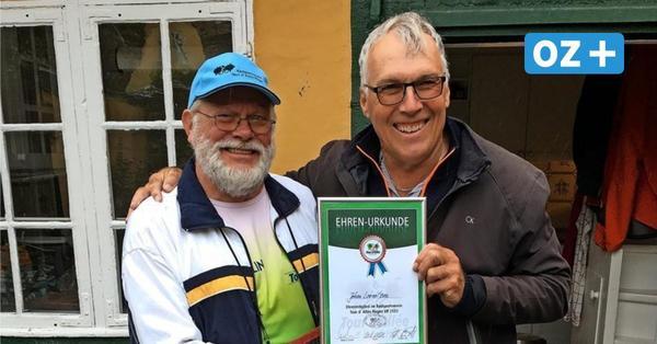 """""""Das habe ich so noch nicht erlebt"""": Rügener Radsportler trainieren auf Bornholm"""