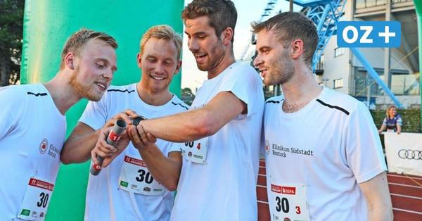 Liveticker vom Rostocker Firmenlauf: Fast 2200 Läufer im Stadthafen erwartet