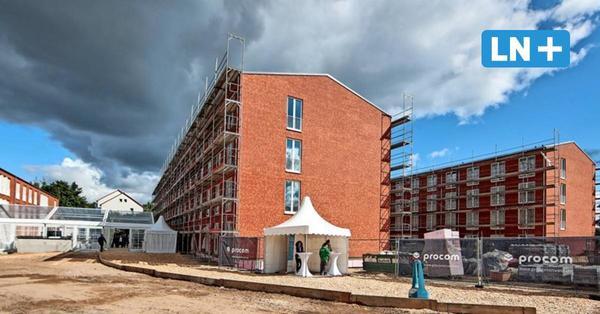Fertig im Frühjahr: Neue Wohnungen für St. Lorenz Nord