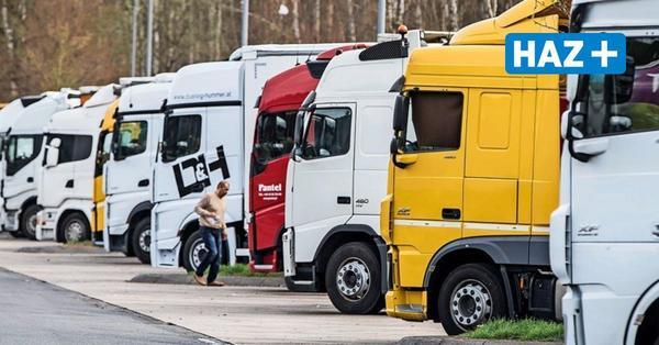 A2 bei Hannover: Eltern lassen Tochter auf Raststätte Varrelheide zurück