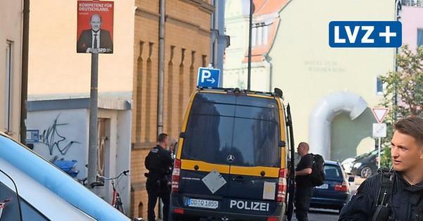 Delitzsch: Polizei findet selbstgebastelten Sprengstoff in zwei Wohnhäusern