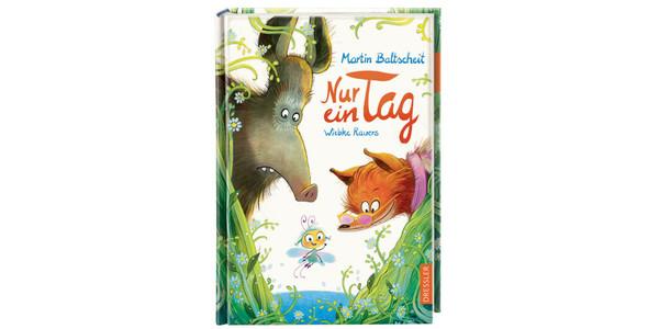 """Cover des Buches """"Nur ein Tag"""", erschienen im Dressler Verlag"""