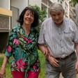 """Ehepaar Spatz zog vor 30 Jahren nach Drewitz: """"Luxus, den wir noch nie hatten"""""""