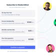 Circle: Paywalls are here!