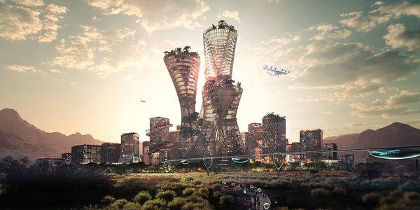 How Diapers.com Founder Marc Lore Plans to Build Utopian City Telosa