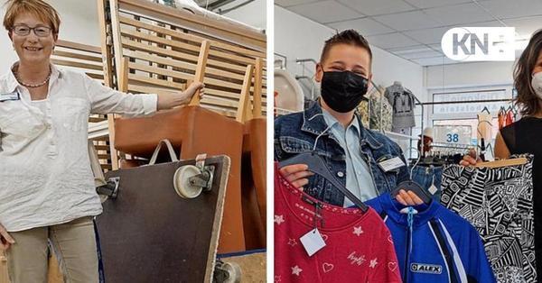 Sozialkaufhaus der Diakonie in Bad Bramstedt beschäftigt Langzeitarbeitslose