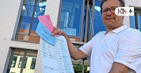 Leere Wahllokale: Bis zu 60 Prozent im Kreis Segeberg stimmen per Brief ab
