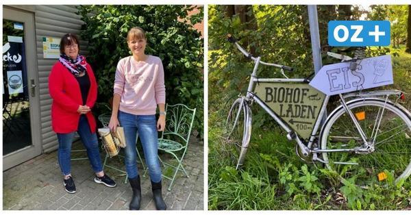 Familie Tacke aus Dorf Mecklenburg zeigt, wie ihr Biohof funktioniert