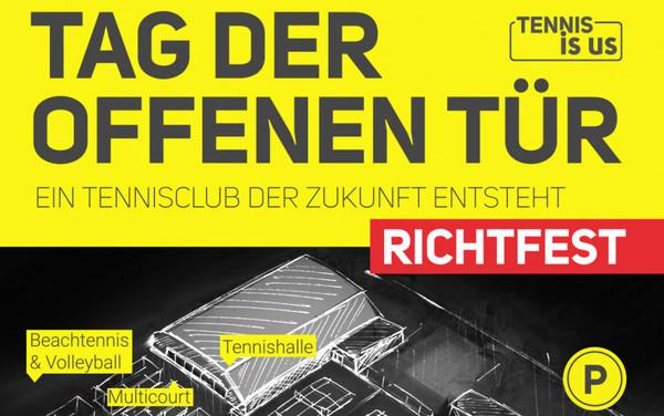 🎾🏒🏀⚽️ Tennisclub der Zukunft öffnet seine Tore