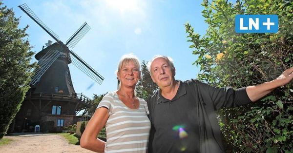Immobilien in Ostholstein: Windmühle in Eutin wird verkauft
