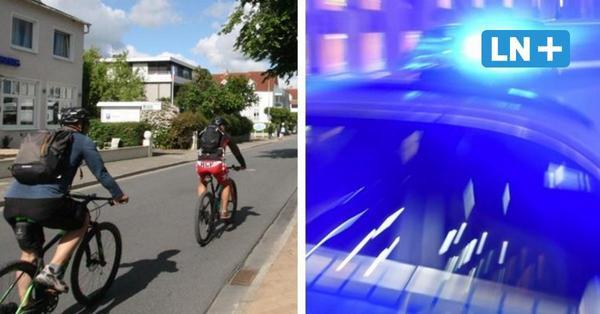 Niendorf: Polizei sucht Radfahrer nach Attacke gegen Beifahrer im Auto
