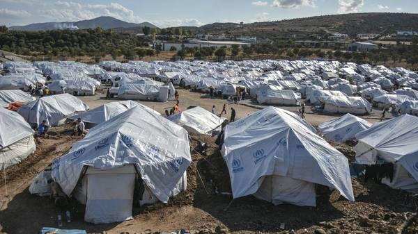 Feuer von Moria vor einem Jahr: Wie ist die Lage in dem Flüchtlingslager auf Lesbos?