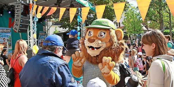 K!DZ-Riesenkinderfest für die Uni-Kinderklinik