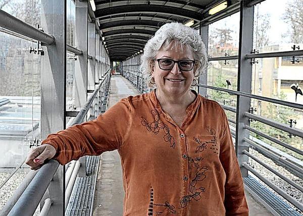 Gabriele  Wolter (Foto: Jacqueline Steiner)