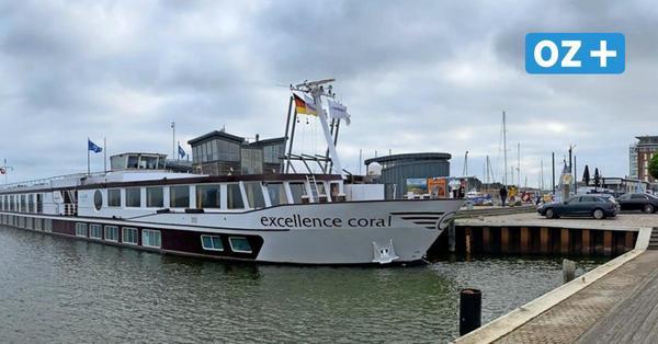 Wie Barth noch mehr Kreuzfahrtschiffen das Anlegen im Hafen ermöglichen möchte