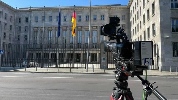 Hinweis auf Strafvereitlung: Finanz- und Justizministerium von Polizei und Staatsanwaltschaft durchsucht