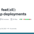 feat(cli): hotswap deployments by skinny85 · Pull Request #15748 · aws/aws-cdk · GitHub