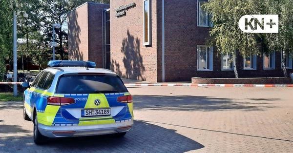 Polizeieinsatz nach Amoklauf-Drohung gegen Berufsschule