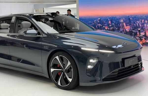 NIO may offer ET7 with lower-cost LFP batteries - CnEVPost