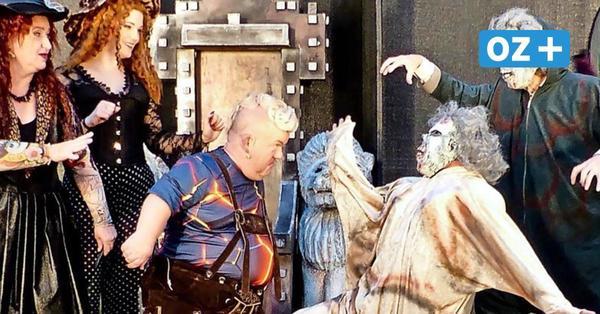"""Das erwartet Besucher des Theaters Anklam beim """"Phantom vom Brauereiberg"""""""