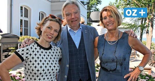 Humperdincks Ahnen wandeln auf Usedom auf den Spuren des Komponisten
