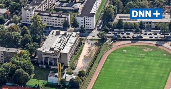 Zankapfel Sachsenbad: Stadträte in Dresden verklagen den Oberbürgermeister