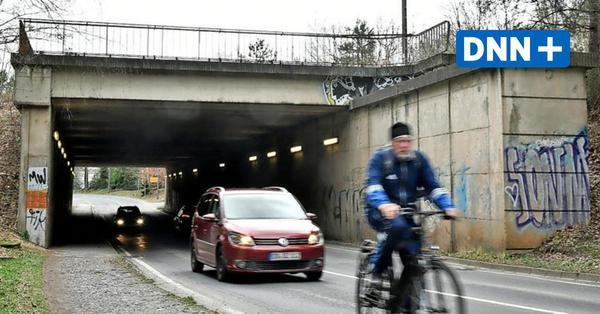 Löchriges Radwegnetz im Norden Dresdens: Demo am Freitag
