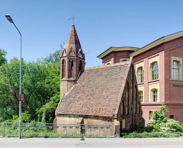 Die verrückte Kapelle. (Foto: Stefan Melchior)