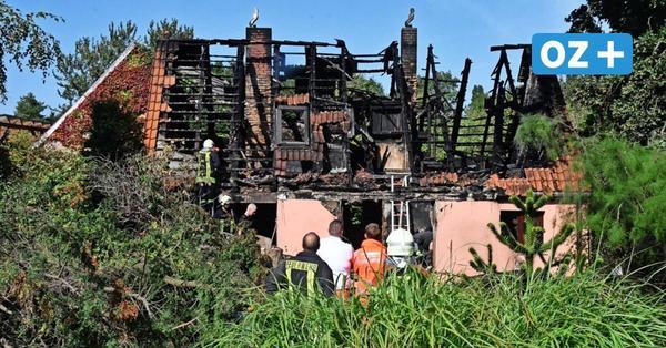 Nach tragischem Hausbrand auf Rügen: Gutachter hat Ursache ermittelt
