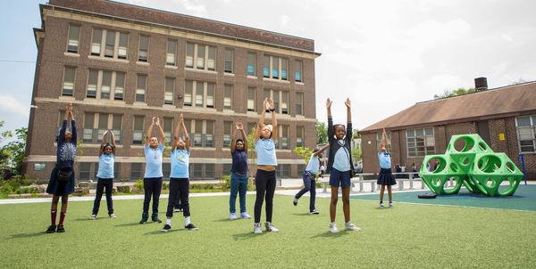 Philly students deserve greener schoolyards   From: The Citizen