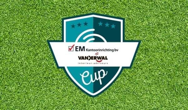 Eerste 21 aanmeldingen voor EM Van der Wal Cup 2021-2022 zijn binnen [update]