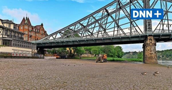 So geht es mit dem Parken am Blauen Wunder in Dresden weiter