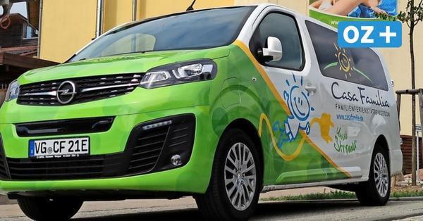 Zinnowitz: Familienferienstätte jetzt mit E-Auto als Gästeshuttle