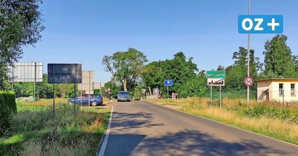 Insel Usedom: Grenzübergang Garz ab 1. September komplett gesperrt