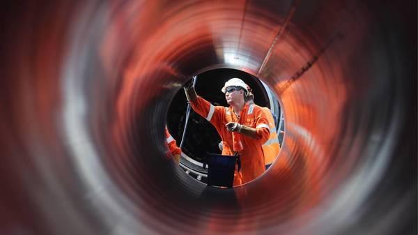 Nord Stream 2 fertig: Gazprom bestätigt Fertigstellung von Ostseepipeline