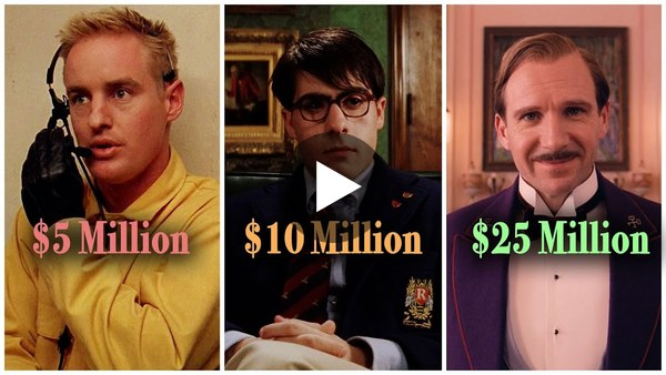How Wes Anderson Shoots A Film At 3 Budget Levels