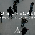 The CTO's Checklist for Returning to the Office