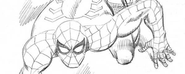 John Romita - Spider-Man Original Comic Art