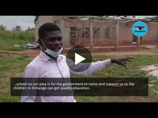 Assembly Member bemoans deplorable state of school
