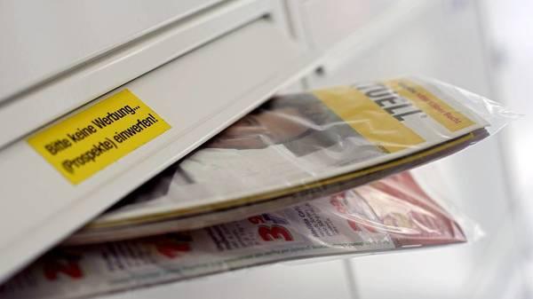 CO2-Verschwendung durch Werbepost: Umwelthilfe fordert Gesetzesänderung